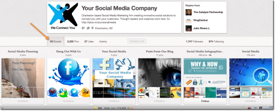 pinterest yoursocialmedia