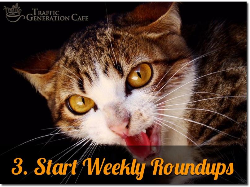 get traffic start link roundups