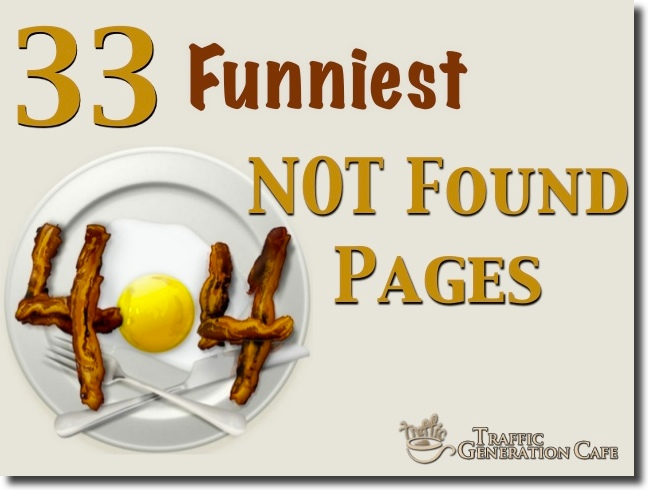 404 not found errors  do they hurt your site   plus 33