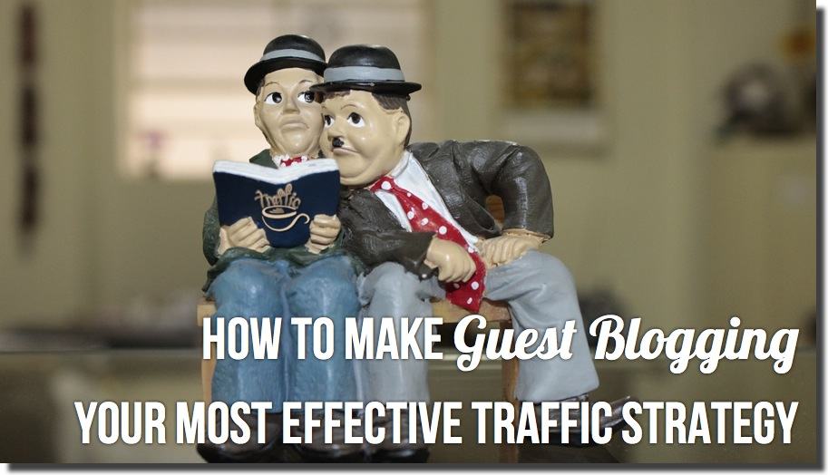 effective guest blogging traffic
