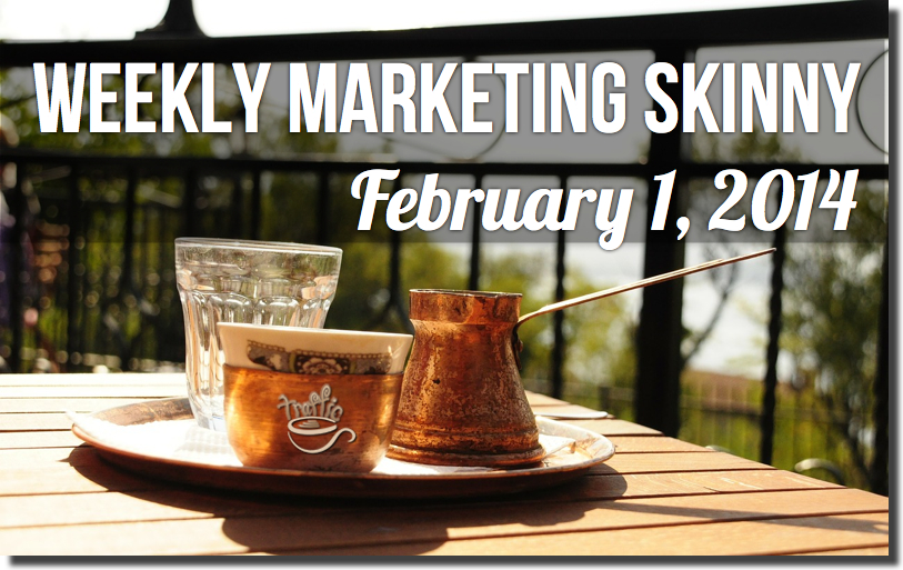 marketing news february 1 2014