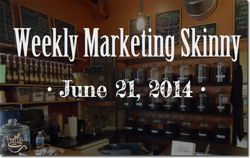 weekly marketing news june 21 2014