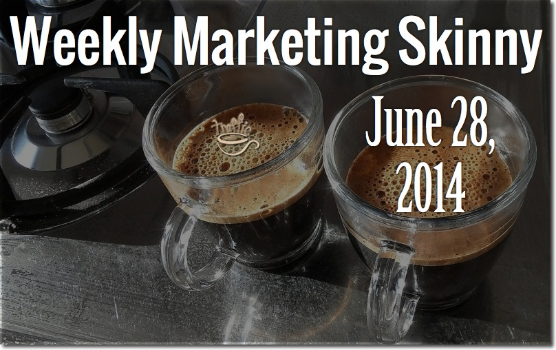 weekly marketing news june 28 2014