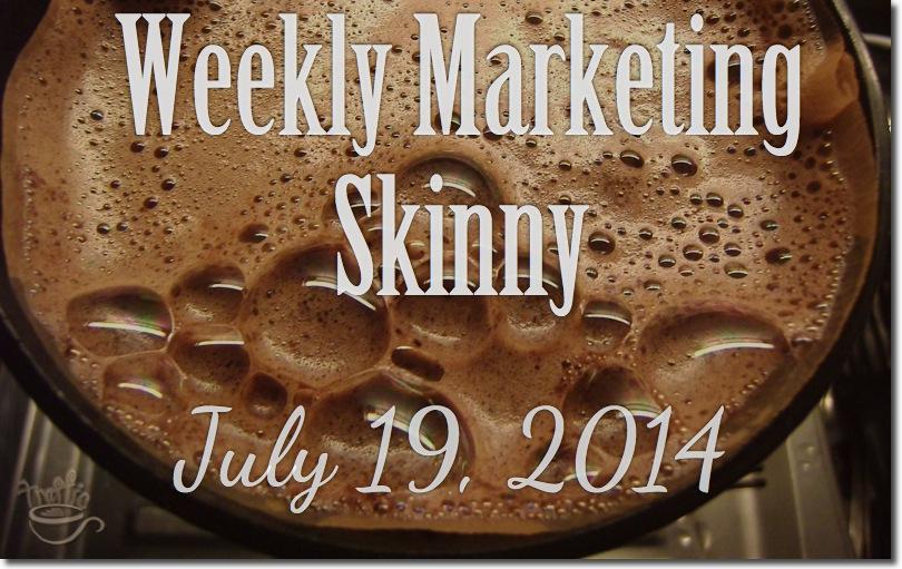 weekly marketing news july 19 2014