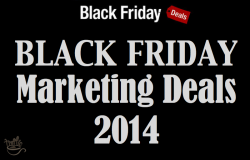 COMING SOON… Black Marketing Friday: Best Online Marketing Deals of 2014