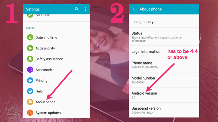 What are Periscope on Android system requirements?